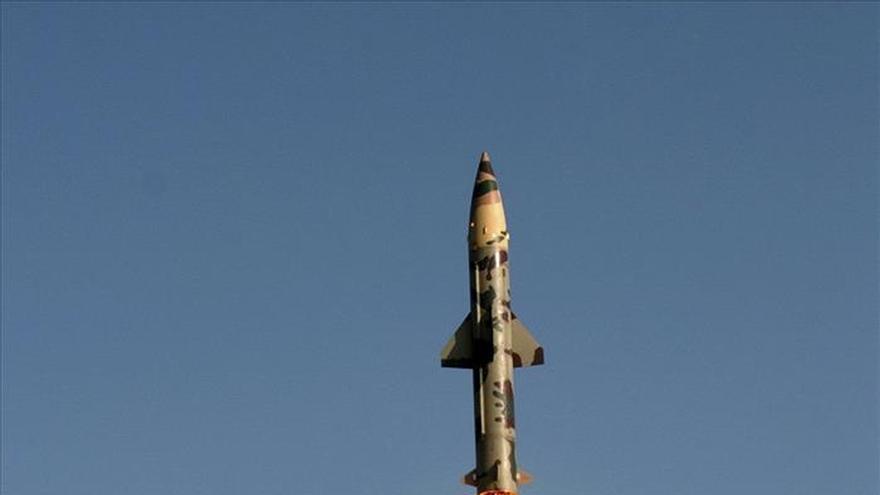 La India prueba con éxito su misil con capacidad nuclear Prithvi-II