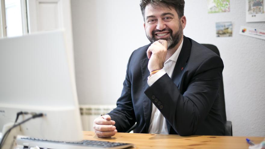 Carlos Sánchez Mato, candidato de Madrid en pie al Ayuntamiento.