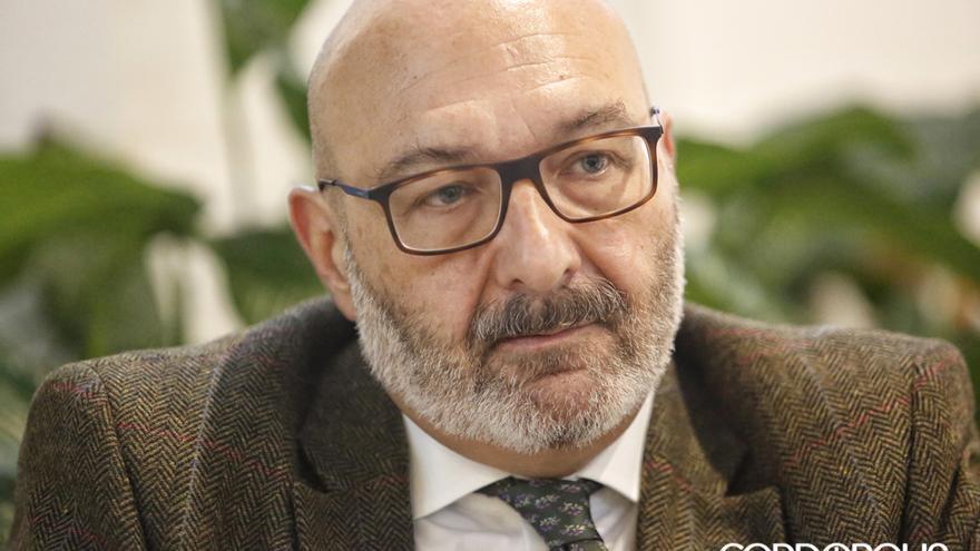 El portavoz parlamentario de Vox, Alejandro Hernández |ALEX GALLEGOS