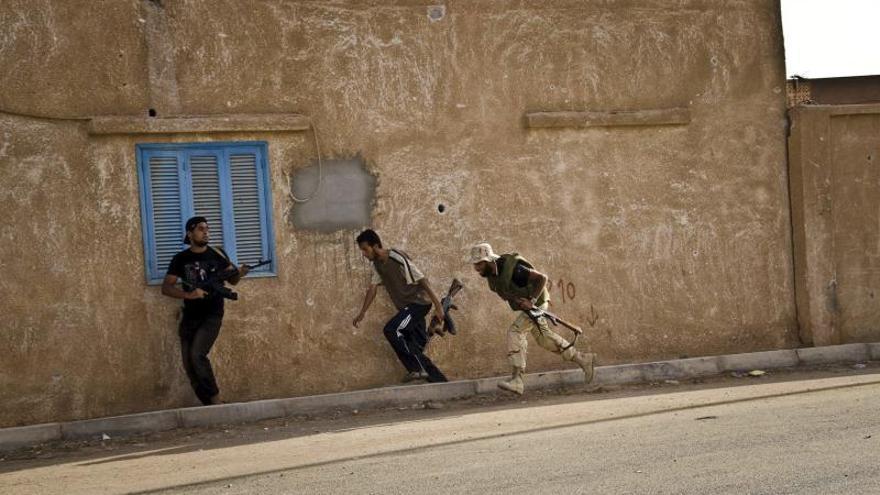 La violencia en la ciudad meridional libia de Sebha causó 106 muertos