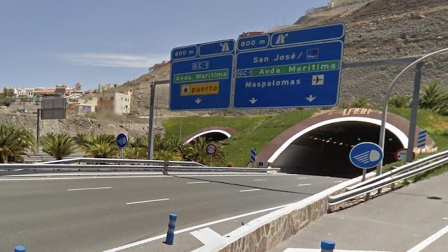 Túneles de San José en Las Palmas de Gran Canaria