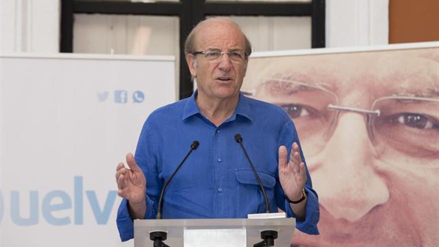 Pedro Rodríguez, alcalde de Huelva desde 1995, el enemigo a batir por todos en Huelva.