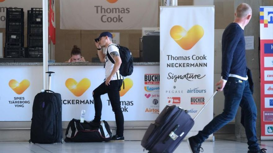 La agencia independiente Hays Travel compra 555 oficinas de Thomas Cook