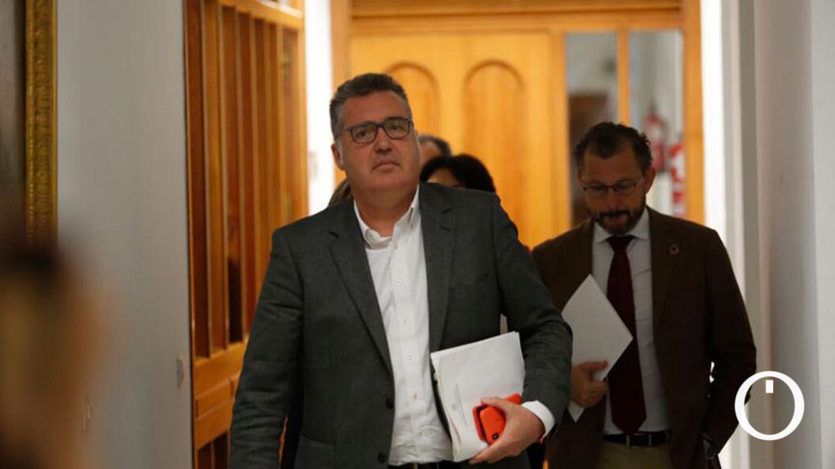 Manuel Torrejimeno, en una imagen de archivo.