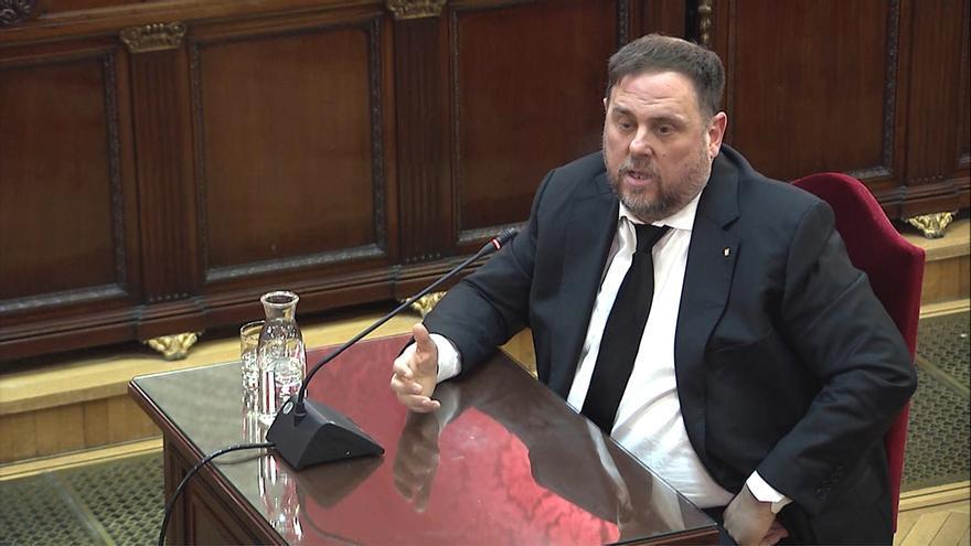 La JEC autoriza que Junqueras participe desde la cárcel en un debate vía internet en la agencia catalana