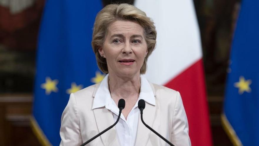 Von der Leyen propondrá a los países de la UE un nuevo pacto en inmigración