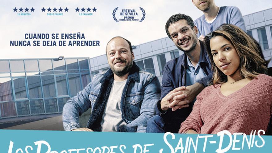 Los profesores de Saint Denis
