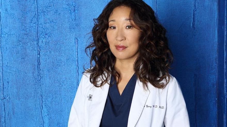Sandra Oh, en sus últimos días en 'Anatomía de Grey'