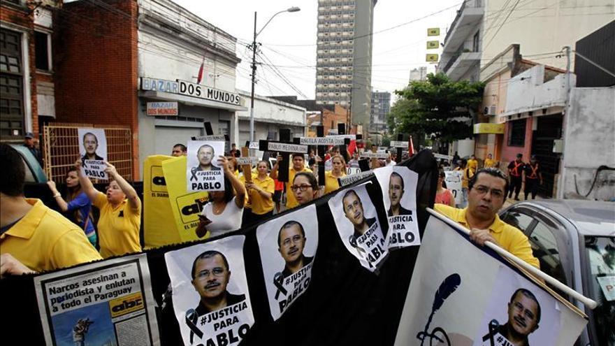 RSF denuncia que más del 90 % de los delitos contra periodistas quedan impunes