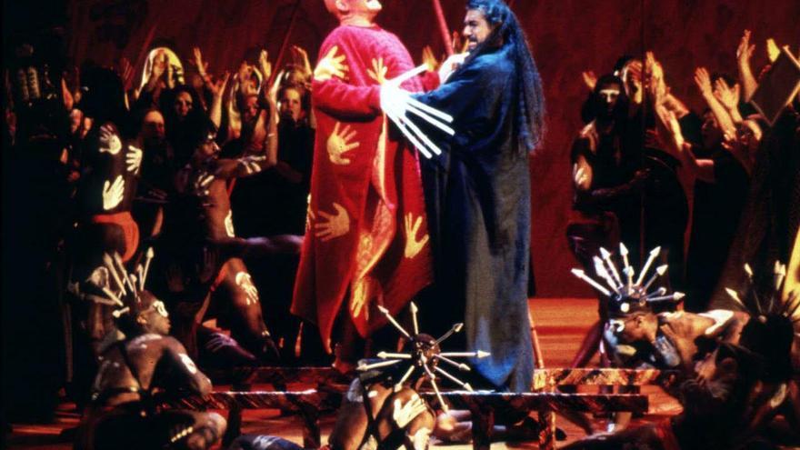 La Met Opera reabre tras el parón de la pandemia con un tributo al 11-S