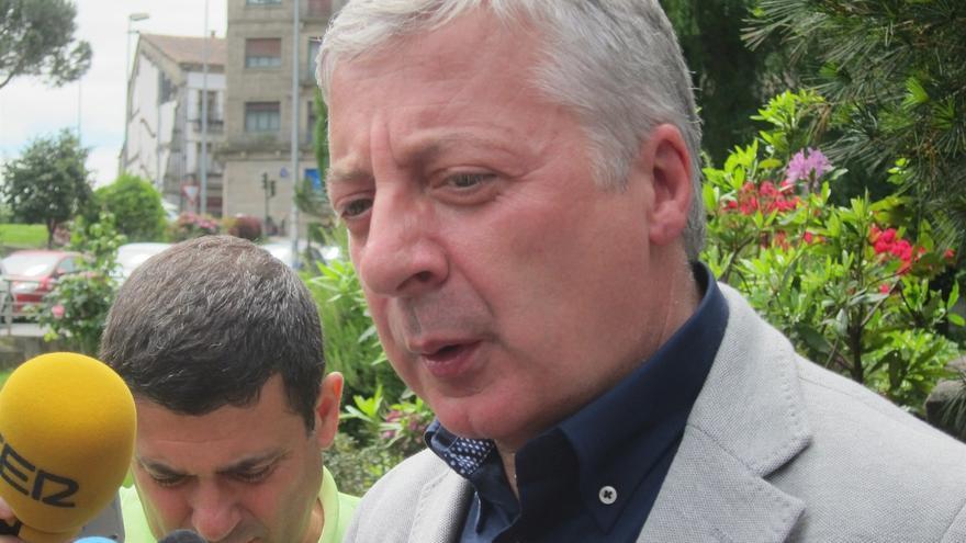 El exministro José Blanco.