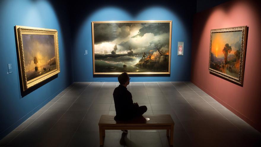 Museo Ruso de San Petersburgo y Málaga prorrogan su colaboración hasta 2035