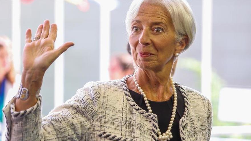 """Lagarde se muestra """"horrorizada"""" pero mantiene su viaje al foro de Arabia Saudí"""