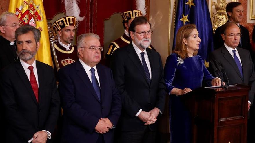 """Rajoy: """"¿Qué debate es ese? ¿Por qué no me voy a volver a presentar?"""""""