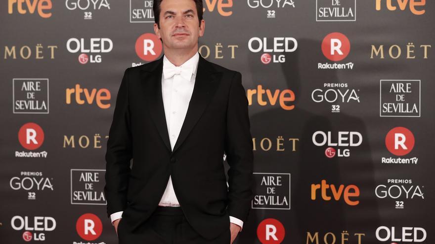 Arturo Valls en los Goya 2018