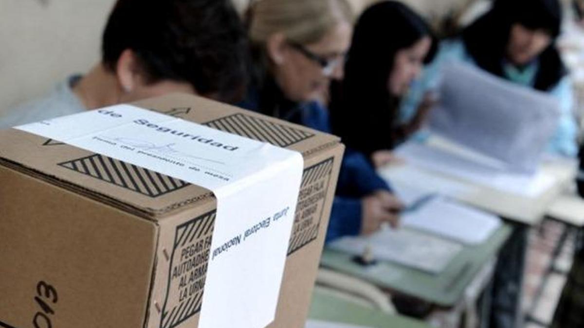 Los protocolos sanitarios demorarían los resultados de la elección.