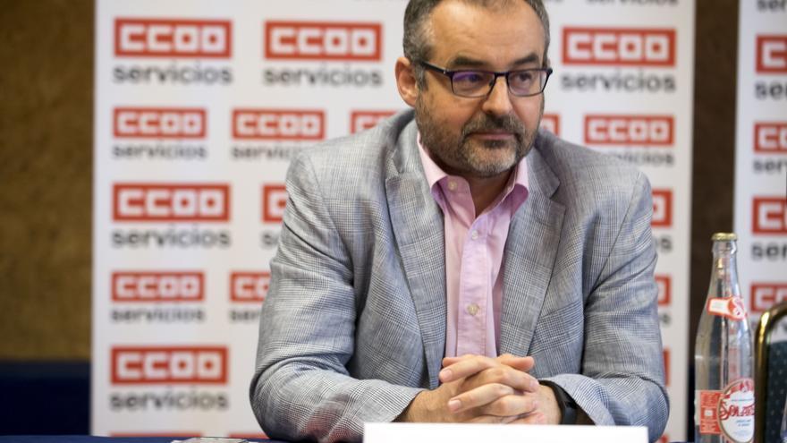 José María Martínez, reelegido secretario general de CCOO Servicios