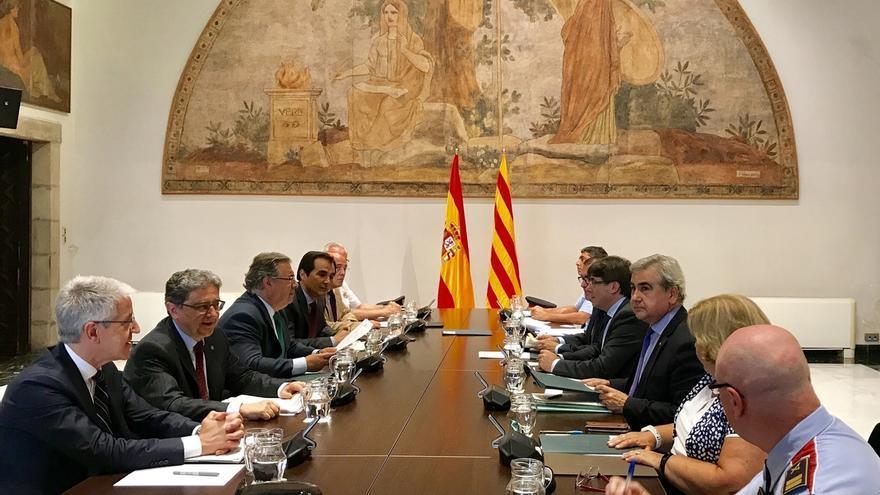 Generalitat y Gobierno pactan dar acceso a los Mossos a la información policial europea y estatal