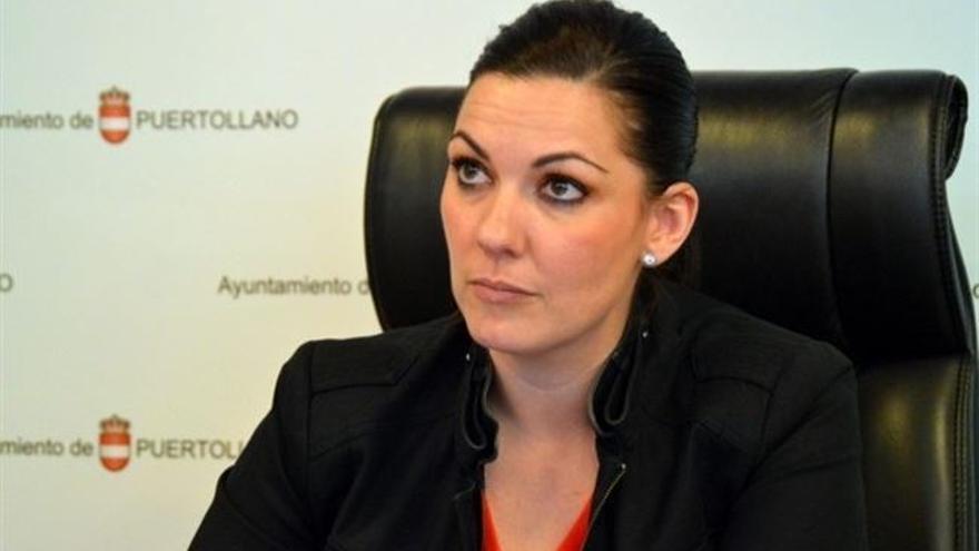 Mayte Fernández, alcaldesa de Puertollano (Ciudad Real) / Foto: Europa Press