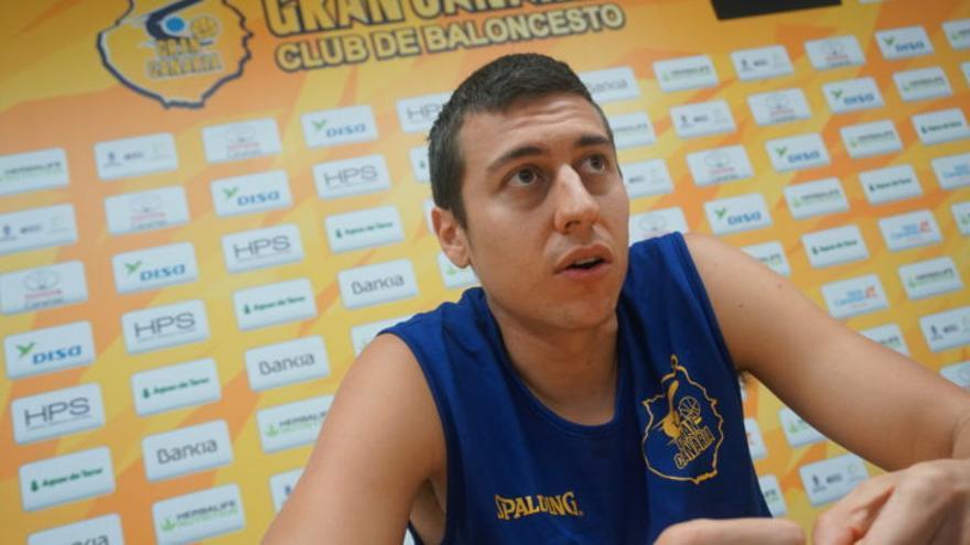 Fabio Santana, jugador del Herbalife.