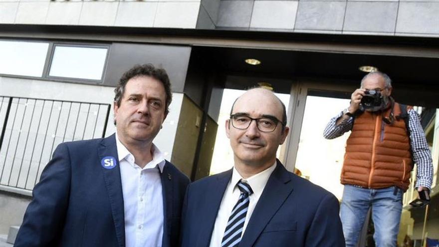 Los tres primeros alcaldes se niegan a declarar ante el fiscal por el 1-O
