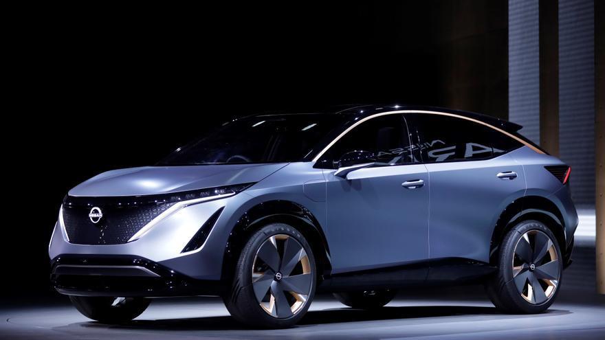 El primer todocaminos eléctrico de Nissan costará 40.000 dólares en EE.UU.