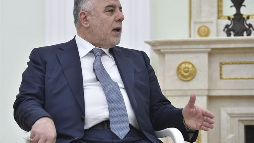 Irak felicita a Trump y le pide mantener apoyo contra el terrorismo