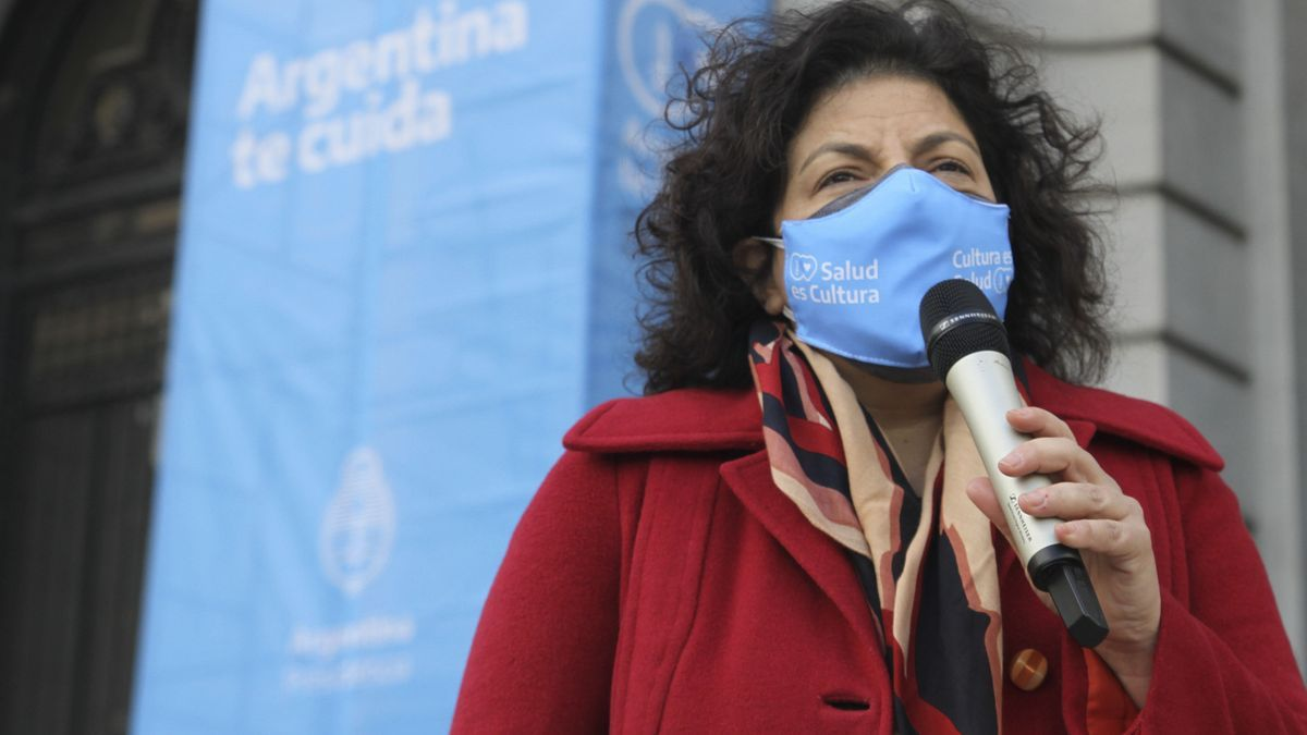 Carla Vizzotti confirmó que evalúan reforzar con terceras dosis todas las vacunas contra el coronavirus