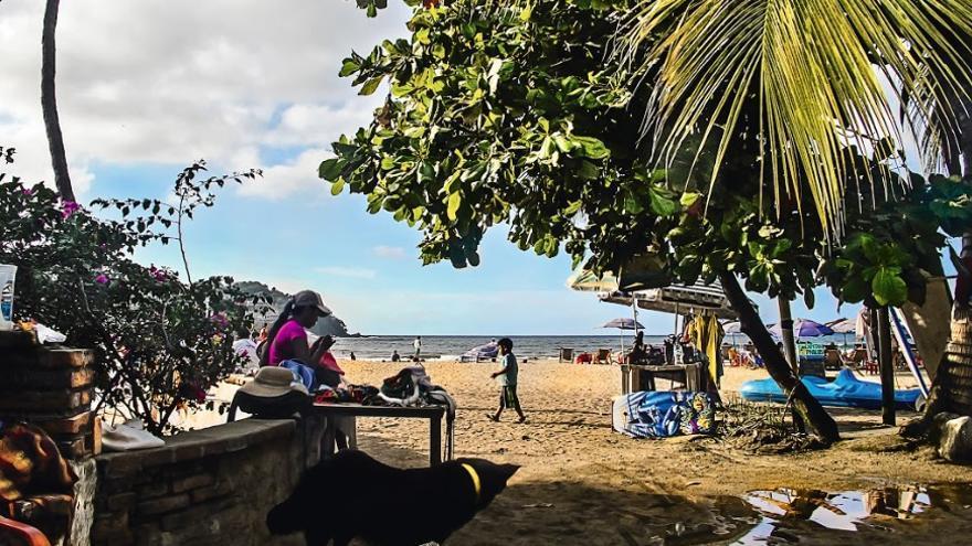 Sayulita Beach, Nayarit, México.