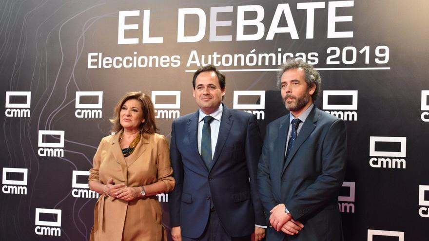 Paco Núñez llega a la sede de CMM