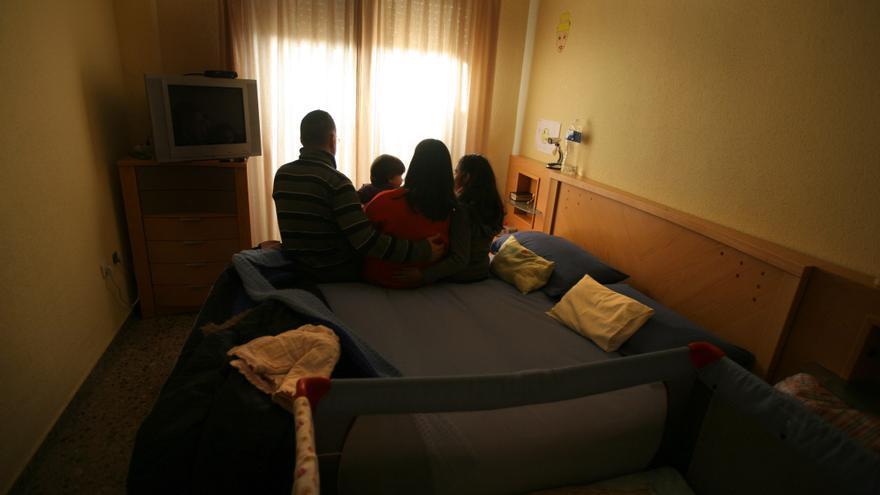 La familia de Benetússer afectada por pobreza energética