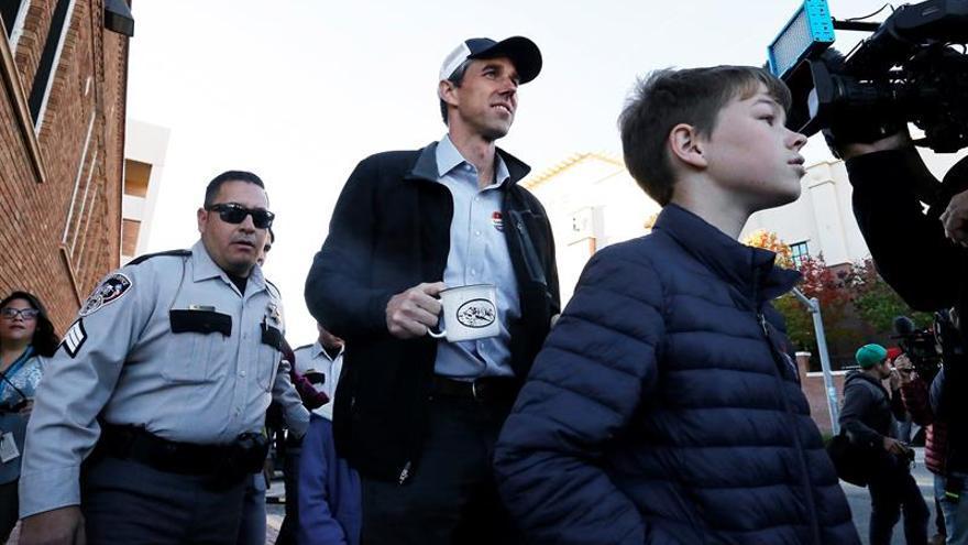 Demócrata Beto O'Rourke participará en las primarias a la Casa Blanca de 2020