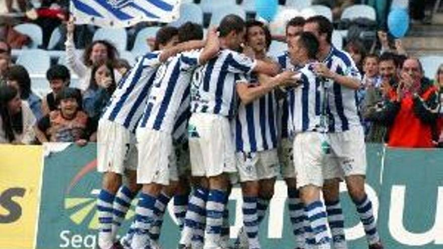 Real Sociedad y Levante ascienden a Primera