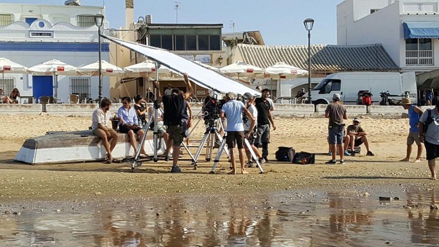 Bajo de Guía acogió una parte del rodaje de la película.