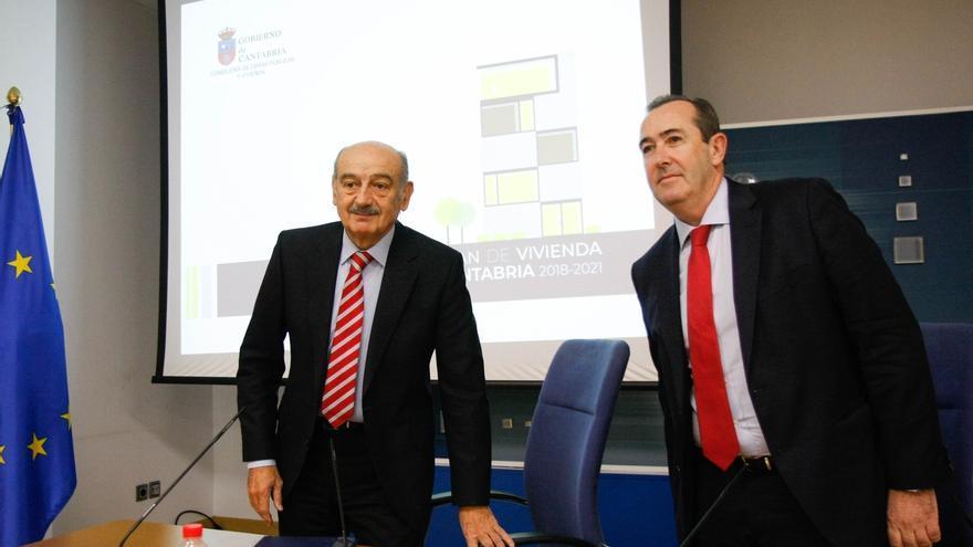 El Gobierno impulsa el Plan de Vivienda de Cantabria 2018-2021 dotado con 89 millones de euros