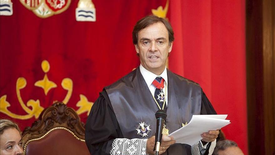 Navarro Miranda se perfila como nuevo presidente de la Audiencia Nacional