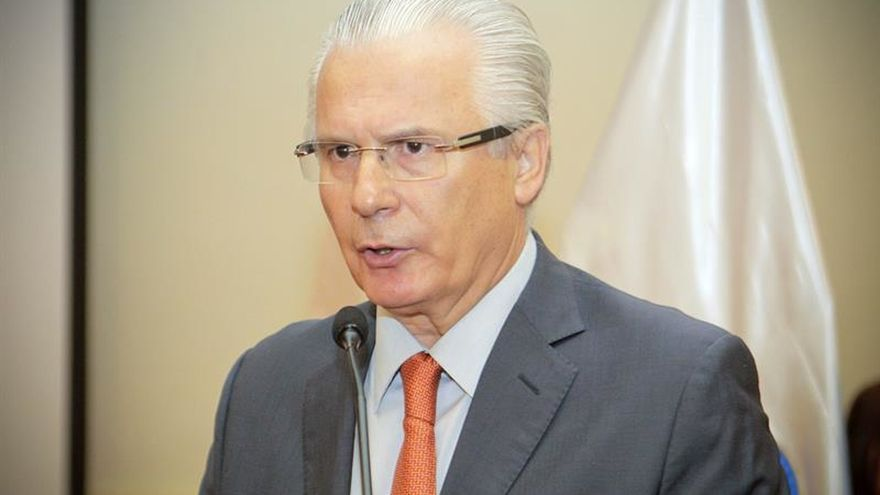 Baltasar Garzón promueve Actúa, foro para impulsar alianzas de izquierdas