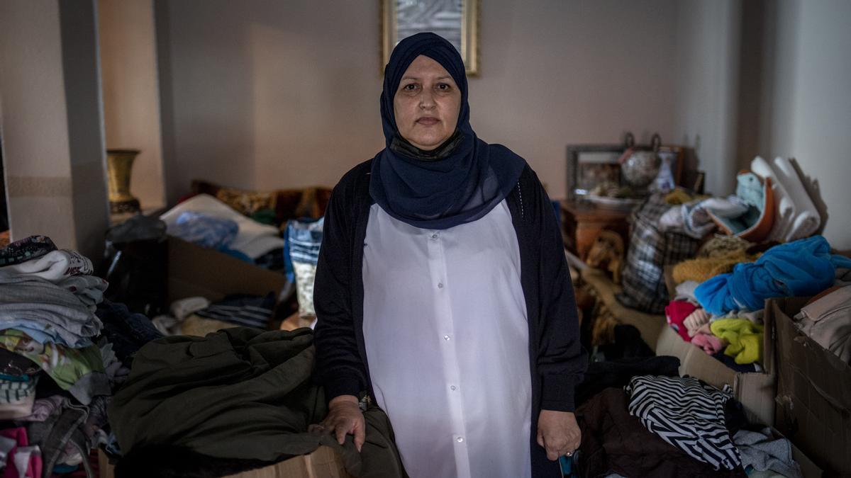Sabah atiende a gente en situación vulnerable desde que empezó la pandemia y cientos de trabajadoras transfronterizas se quedaron atrapadas en Ceuta.