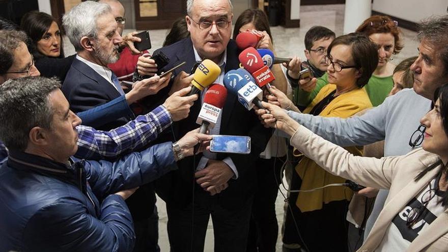 Egibar (PNV) dice que Alonso amenazó con el 155 en Euskadi y el PP lo niega