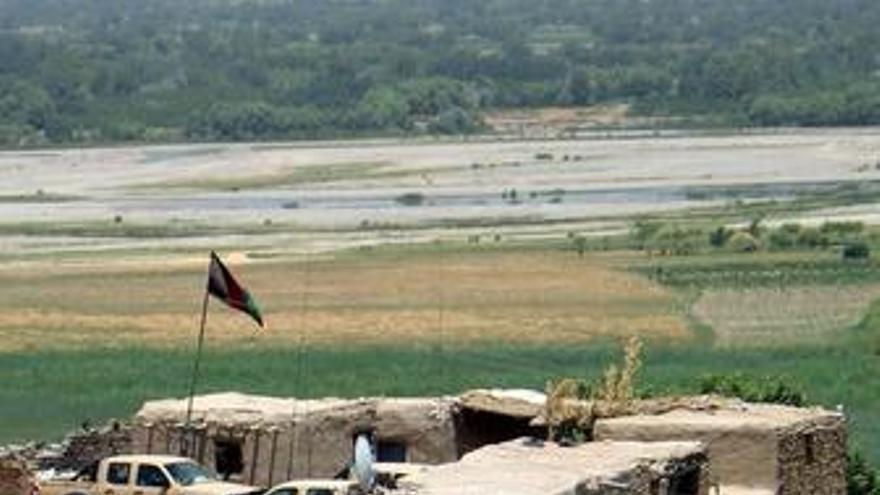Gran operación en Afganistán contra los talibán