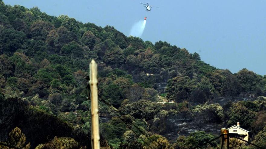 Controlado el incendio de Toledo y Madrid, tras arrasar unas 3.300 hectáreas