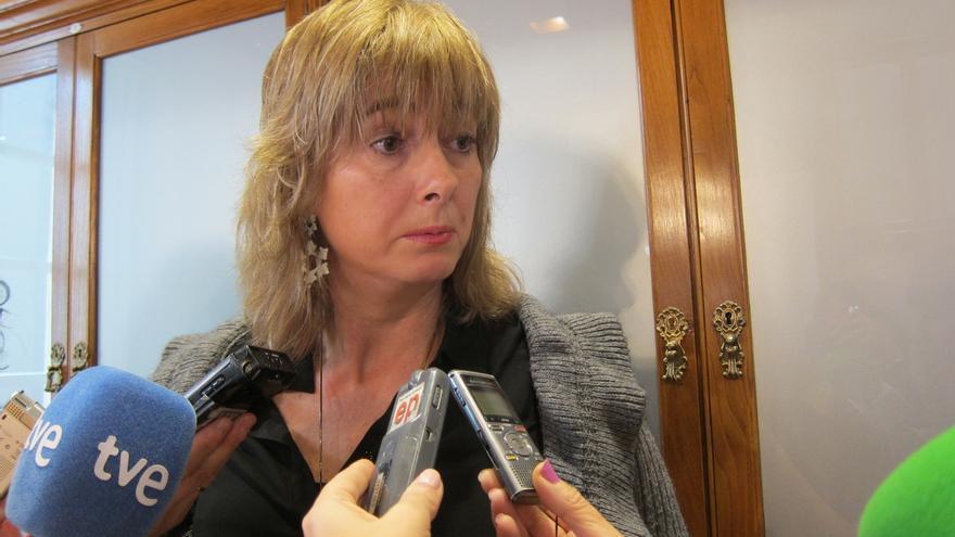 """Ollo cree que no ha habido """"una ruptura"""" con víctimas de ETA y afirma que el Gobierno """"va a seguir trabajando con ellas"""""""