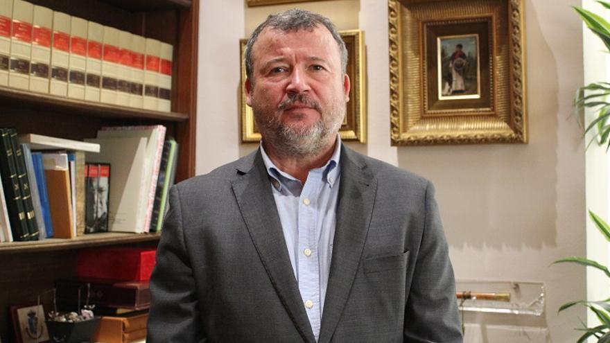 Quico Fernández, alcalde de Sagunt