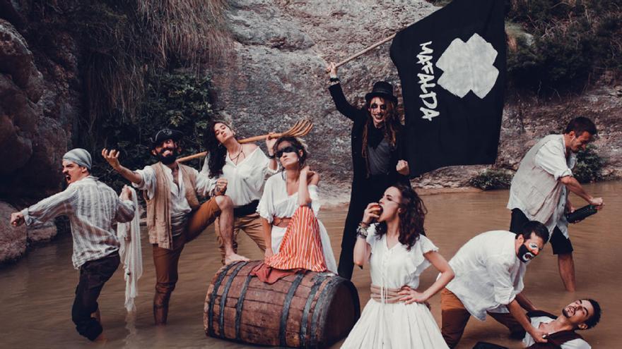 Grupo Mafalda, foto promocional