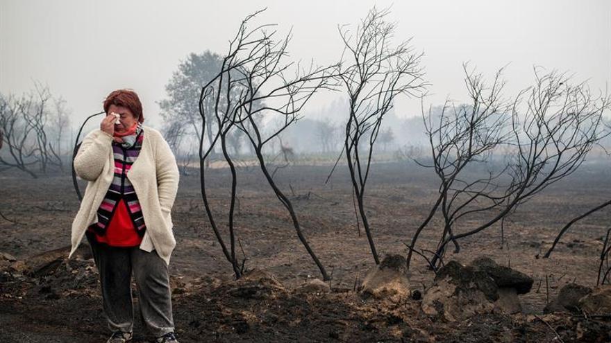 La UME despliega más de 900 militares en incendios de Galicia y Asturias