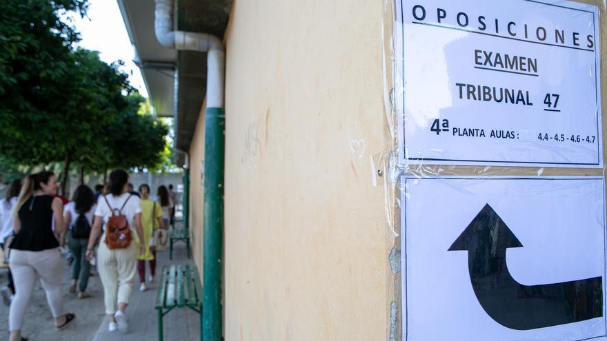 Un total de 126.376 opositores optarán a las 8.102 plazas convocadas por la Administración General del Estado