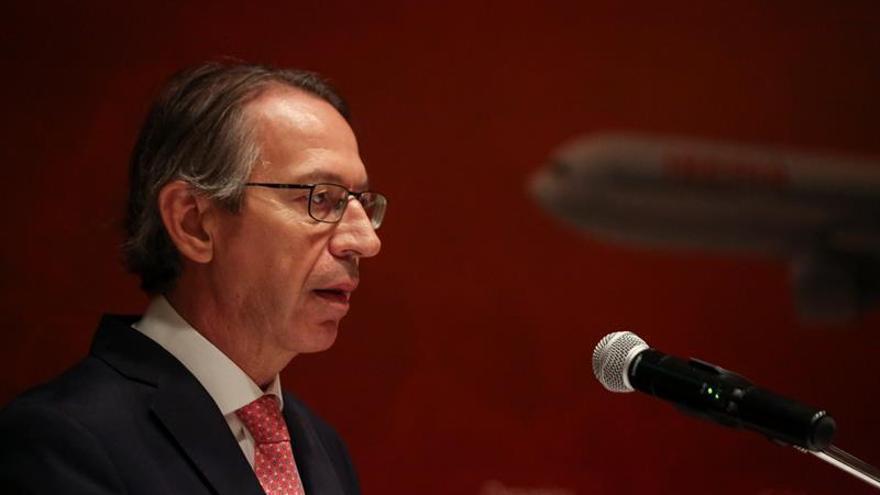 """Iberia destaca su momento de """"reinvención"""" al cumplir 70 años en América Latina"""