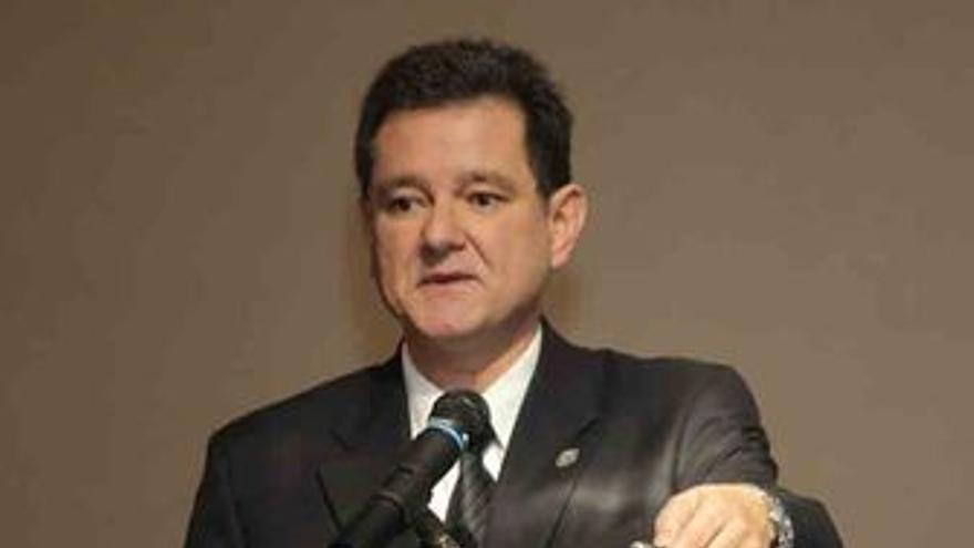 Jurista español Carlos Castresana