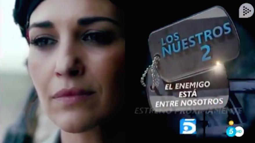 Telecinco estrenará 2019 con Paula Echevarría en Los Nuestros 2