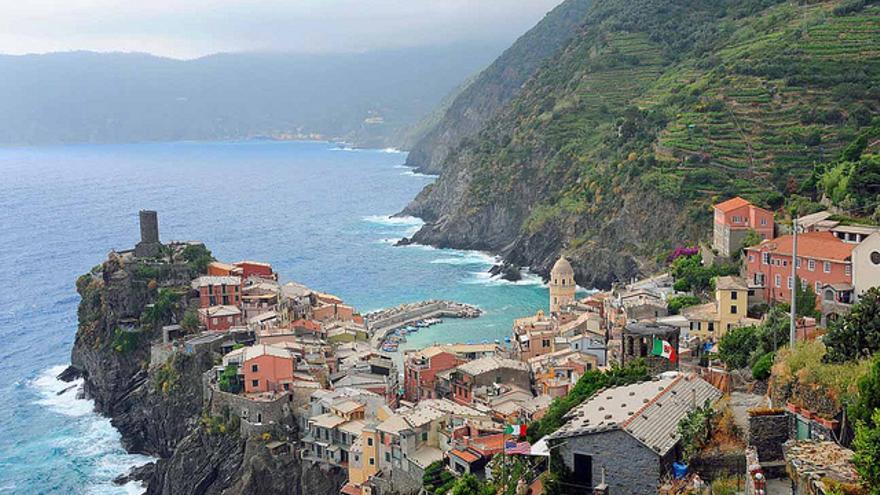 Cinque Terre, Italia/ Flickr